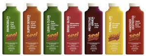 juiced! mobile juice bar
